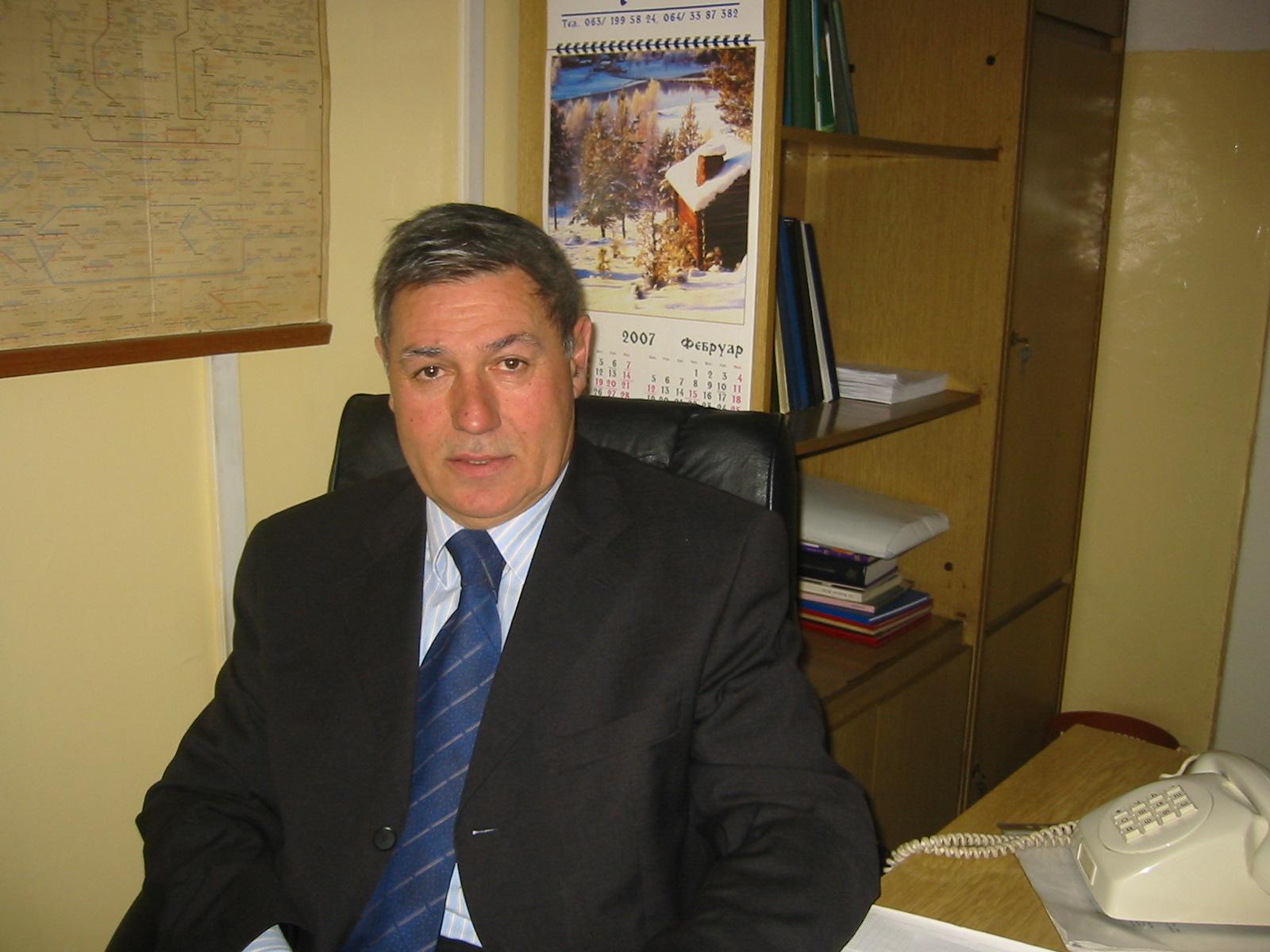 Dr Radosav M. Palić